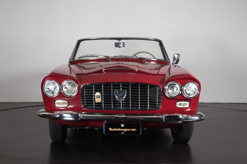 "1962 Lancia Flaminia GT ""Touring"" 2.5 Convertibile 14464"