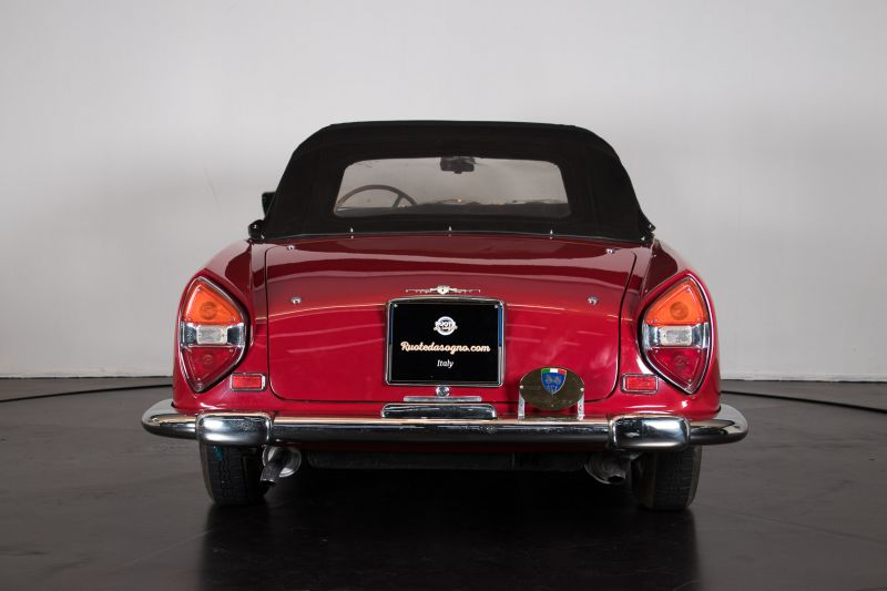 "1962 Lancia Flaminia GT ""Touring"" 2.5 Convertibile 14463"