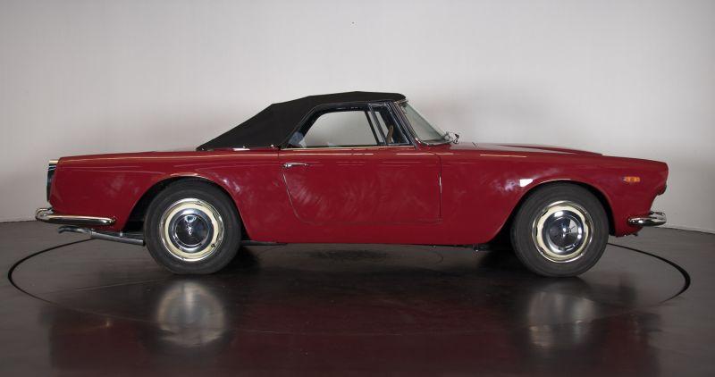 "1962 Lancia Flaminia GT ""Touring"" 2.5 Convertibile 14466"