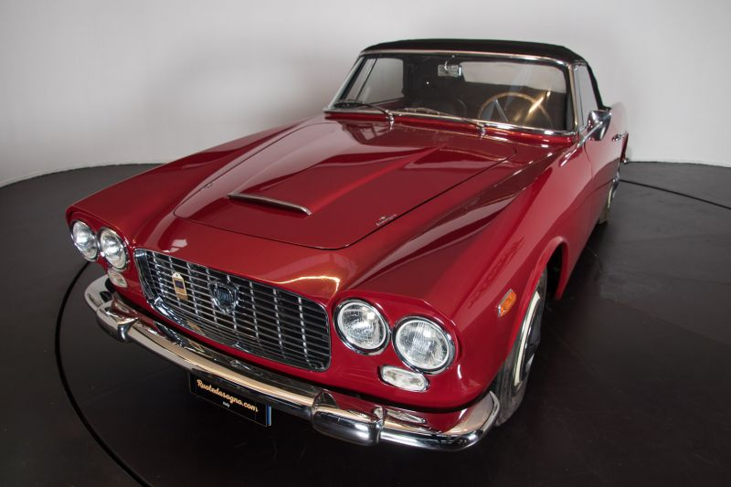 "1962 Lancia Flaminia GT ""Touring"" 2.5 Convertibile 14471"
