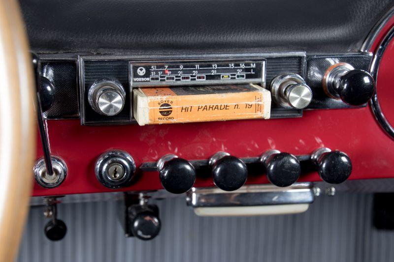"1962 Lancia Flaminia GT ""Touring"" 2.5 Convertibile 14478"