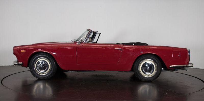 "1962 Lancia Flaminia GT ""Touring"" 2.5 Convertibile 14490"