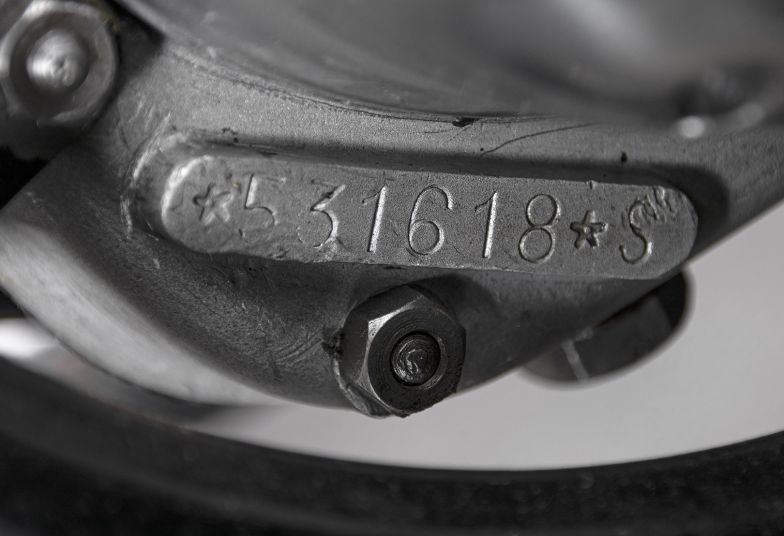 1954 Laverda 75 Sport 61439