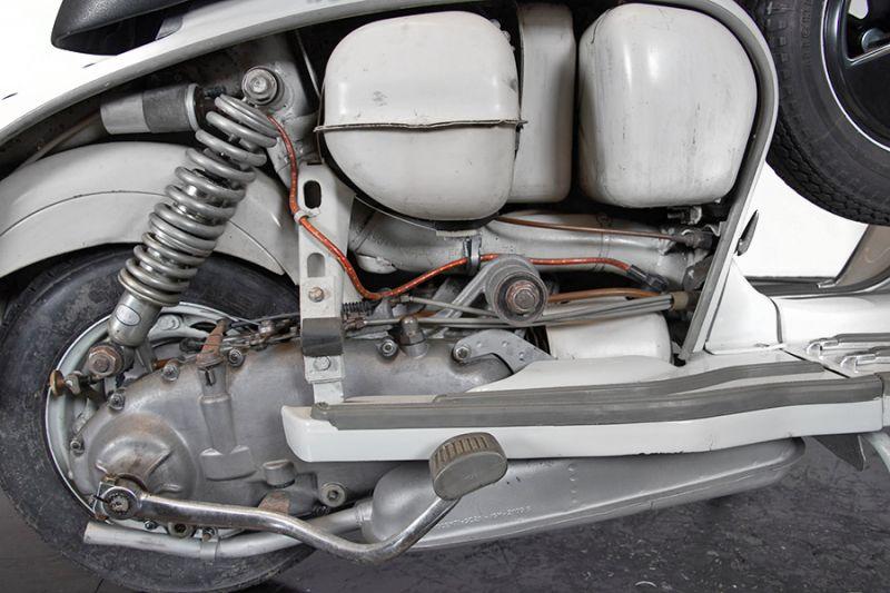 1967 Innocenti Lambretta 150 Special 42012