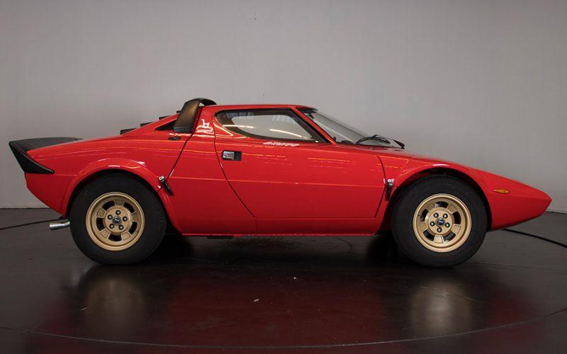 "1976 Lancia Stratos ""Stradale""  15858"