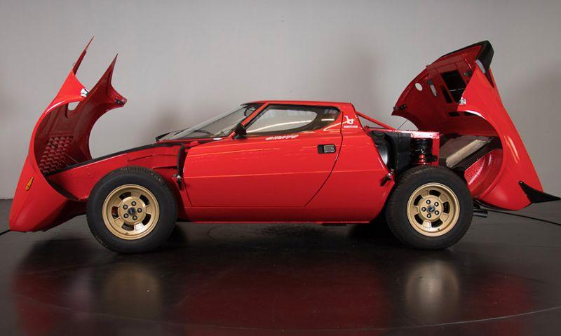 "1976 Lancia Stratos ""Stradale""  15869"