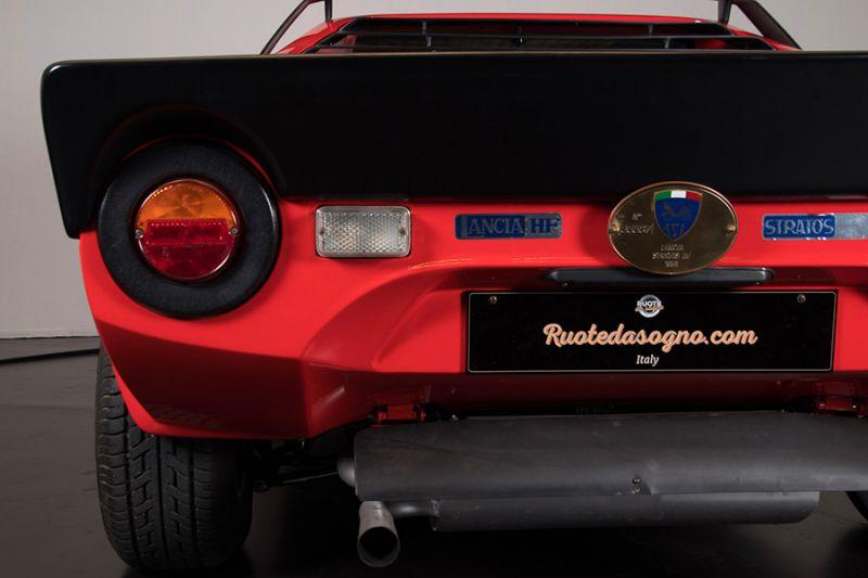 "1976 Lancia Stratos ""Stradale""  15877"