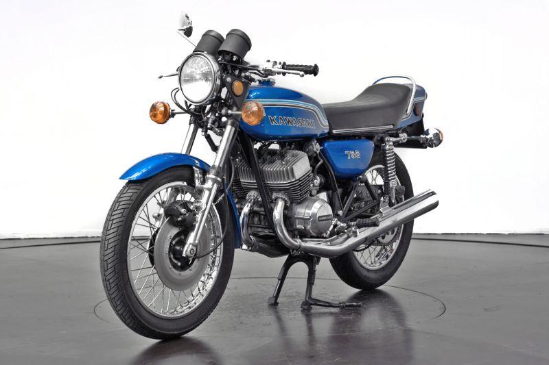 1972 Kawasaki 750 Mach IV 34406