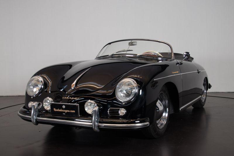 1956 Porsche 356 A Speedster 16488