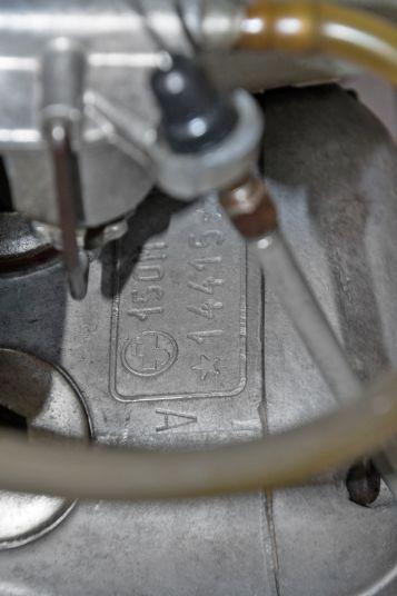 1958 Innocenti Lambretta 150 FD  38775