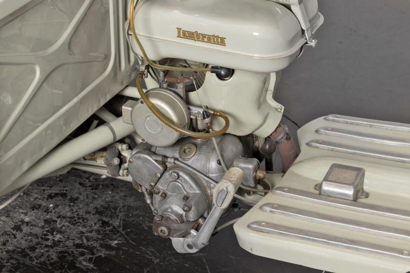 1958 Innocenti Lambretta 150 FD  38764