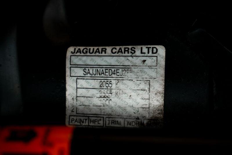 1996 Jaguar XJS Coupé Celebration 4.0 73959