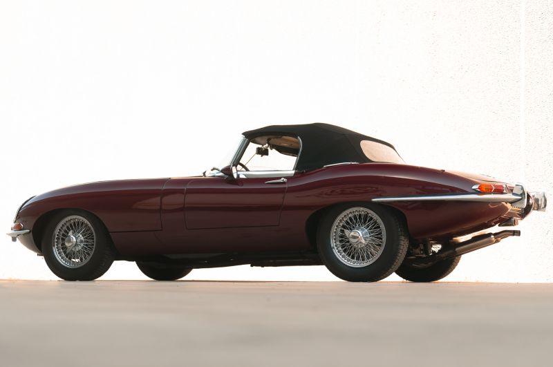 1968 Jaguar E-Type 4.2 Series 1 OTS 75581