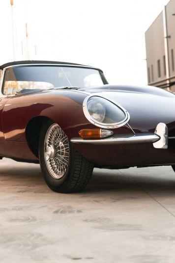 1968 Jaguar E-Type 4.2 Series 1 OTS 75594