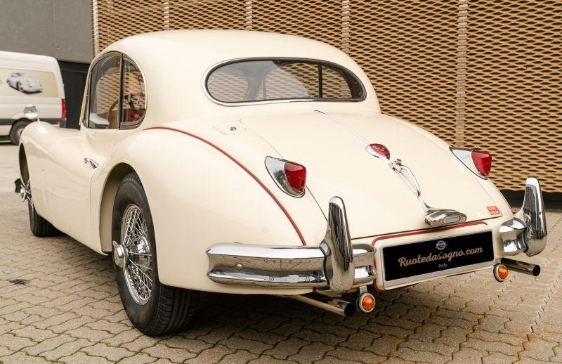 1955 Jaguar XK140 FHC SE 60882