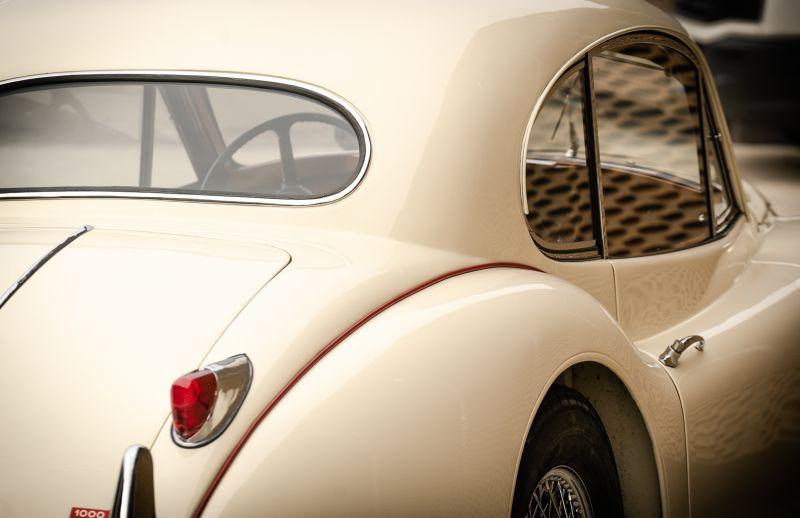 1955 Jaguar XK140 FHC SE 60894