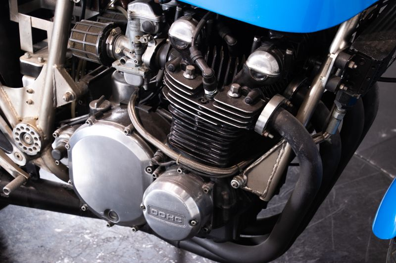 1980 Kawasaki Segoni 900 Testa Nera 74925