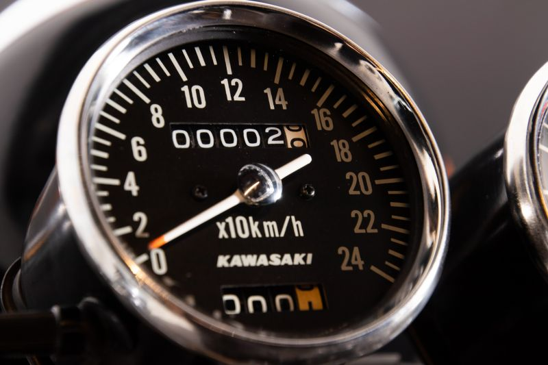 1970 Kawasaki 500 H1 44382