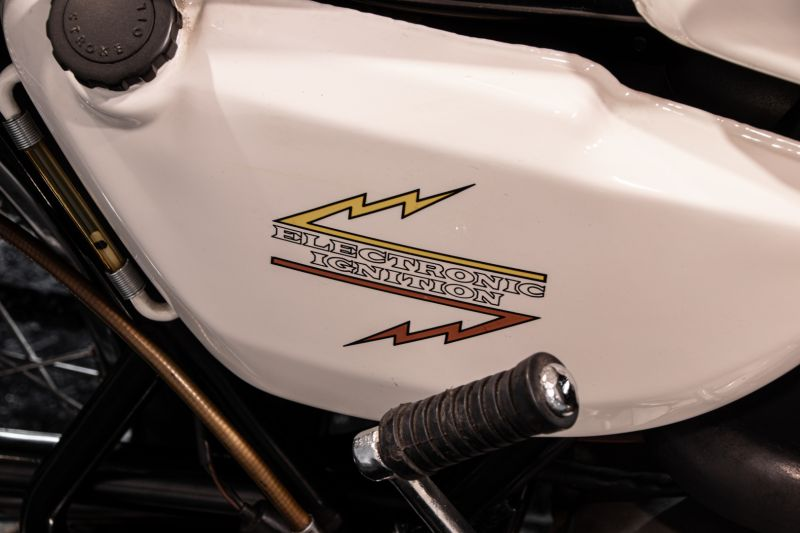 1970 Kawasaki Mach III H1 500 62093