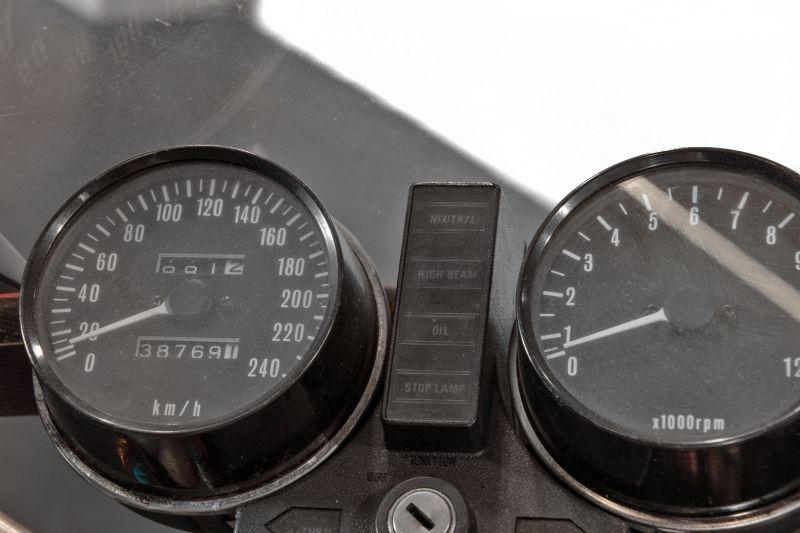 1976 Kawasaki Bimota 900 74827