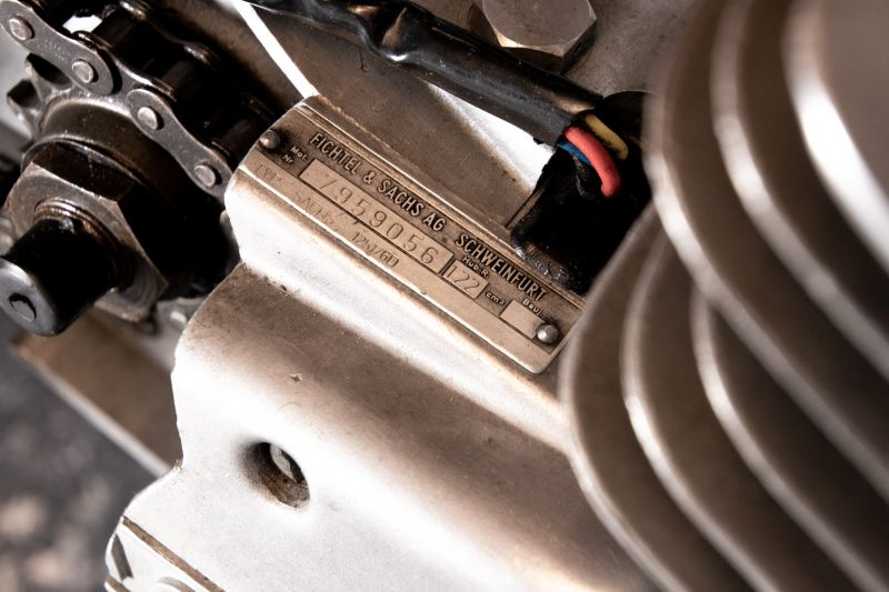 1974 KTM 125 GS 48763