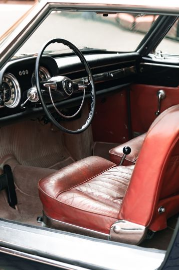 1960 Lancia Flaminia Coupé Pininfarina 2.5 76053