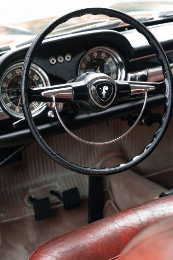 1960 Lancia Flaminia Coupé Pininfarina 2.5 76058