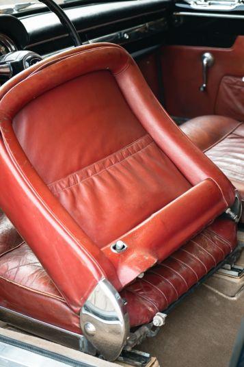 1960 Lancia Flaminia Coupé Pininfarina 2.5 76080