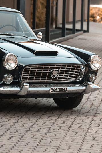 1960 Lancia Flaminia Coupé Pininfarina 2.5 76039