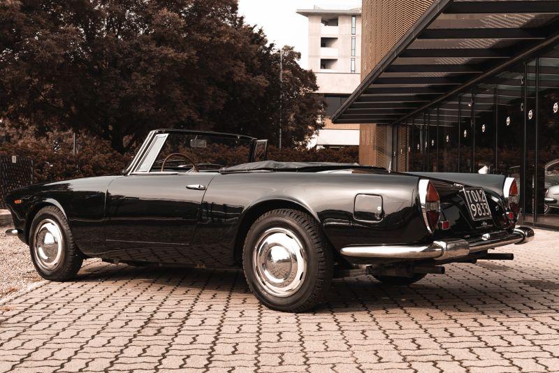 1968 Lancia Flaminia Touring Convertible 2800 3C 79123