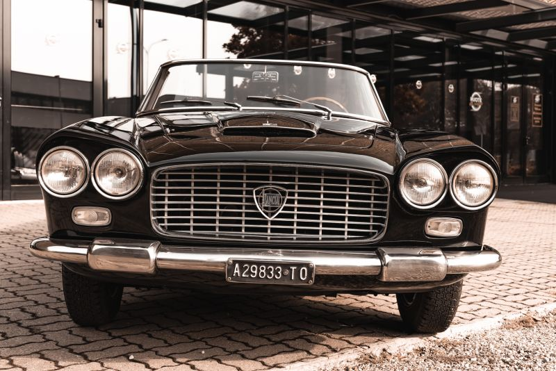 1968 Lancia Flaminia Touring Convertible 2800 3C 79126