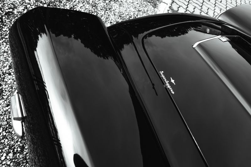 1968 Lancia Flaminia Touring Convertible 2800 3C 79157
