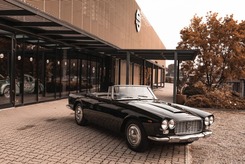 1968 Lancia Flaminia Touring Convertible 2800 3C 79128