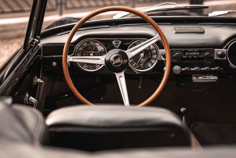 1968 Lancia Flaminia Touring Convertible 2800 3C 79140