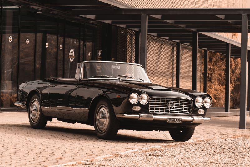 1968 Lancia Flaminia Touring Convertible 2800 3C 79116