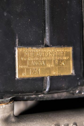 "1951 LANCIA AURELIA B50 ""Farina"" 52798"