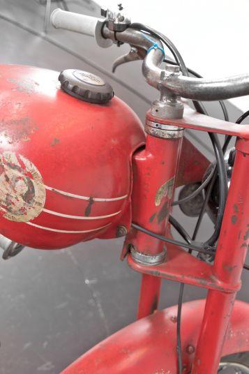 1961 MotoBi B 98 Balestrino 75059