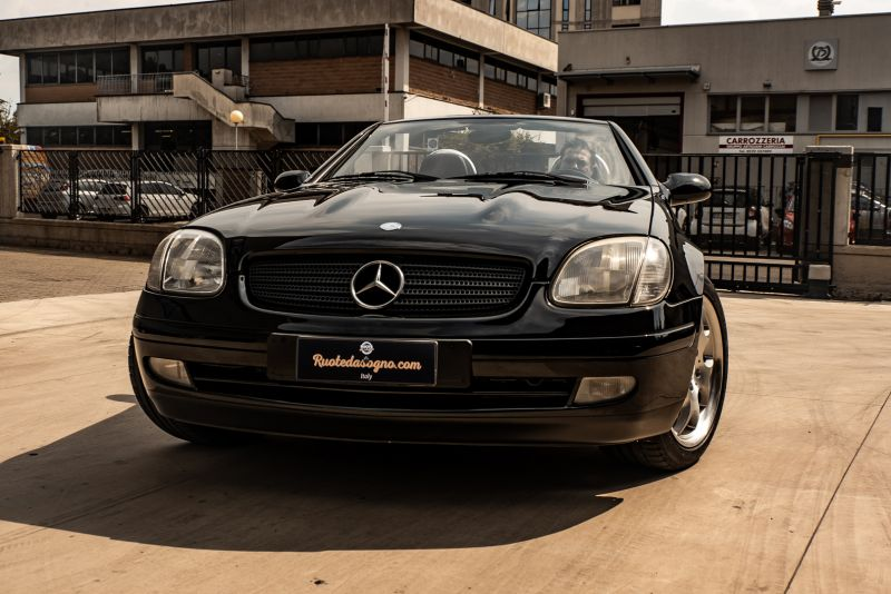 1998 Mercedes-Benz SLK 230 Brabus K1 73737