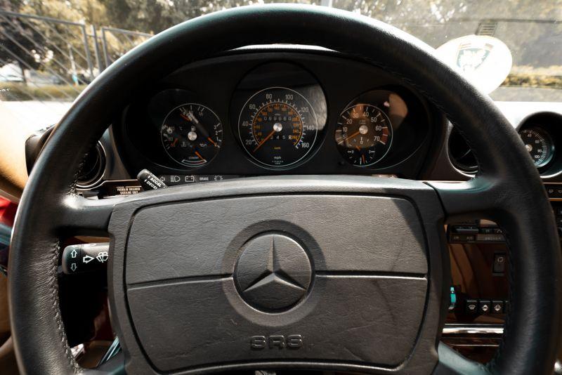 1985 Mercedes-Benz SL 560 73655