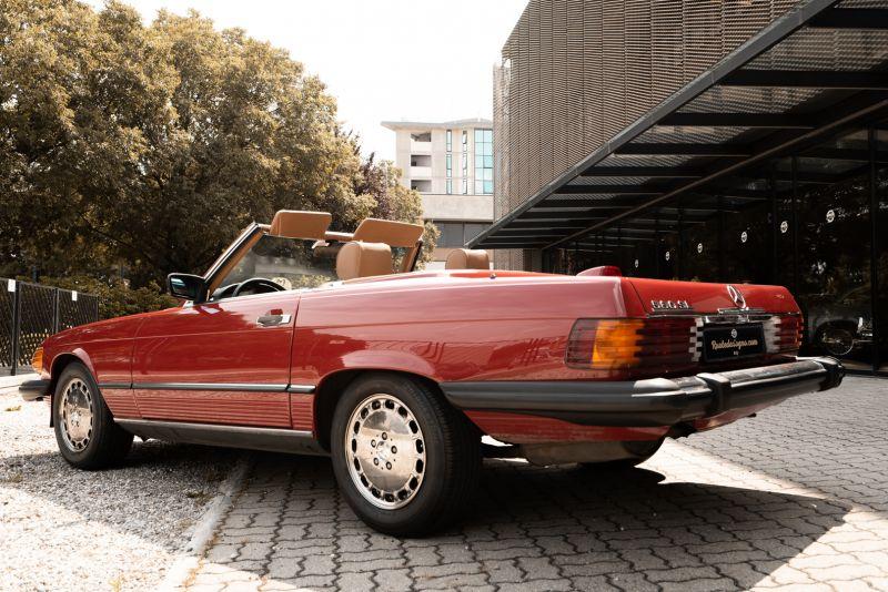1985 Mercedes-Benz SL 560 73631