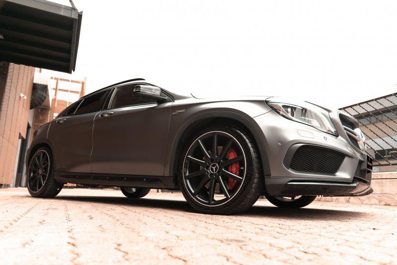 2015 Mercedes-Benz GLA AMG 45 68296