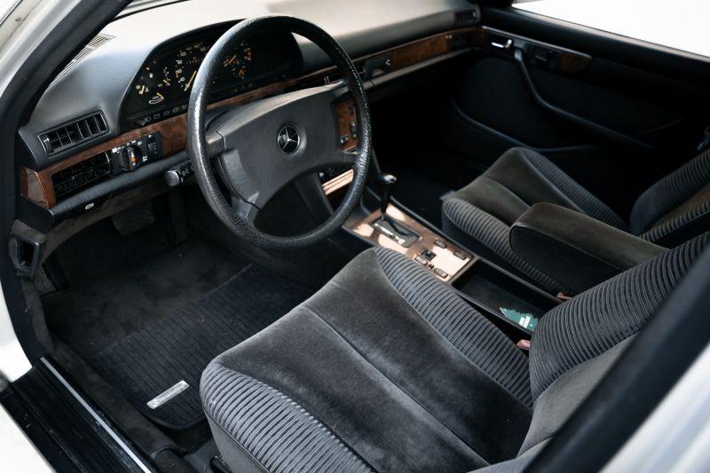 1987 Mercedes-Benz 420 SE 68435
