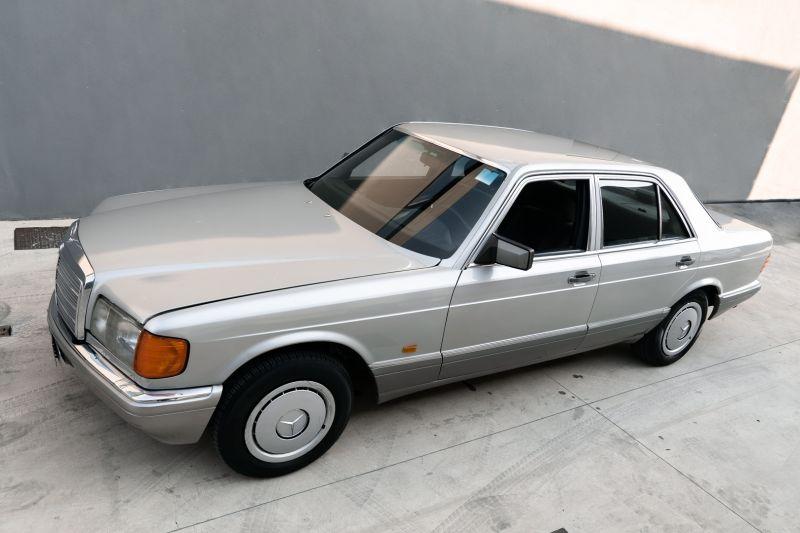 1987 Mercedes-Benz 420 SE 68425