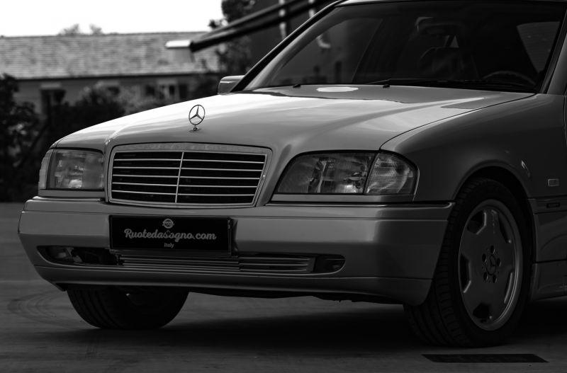1995 Mercedes Benz C36 AMG 75806