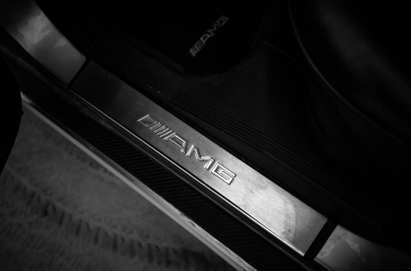 1995 Mercedes Benz C36 AMG 75829