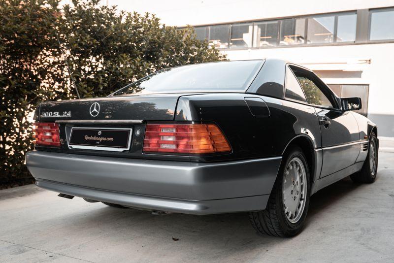1992 Mercedes Benz 300 SL 24 V 80599