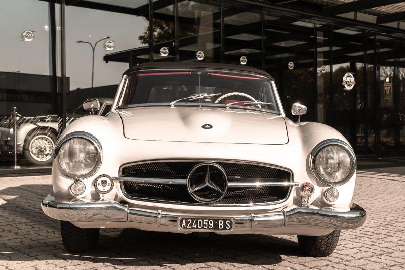 1959 Mercedes-Benz 190 SL 82291