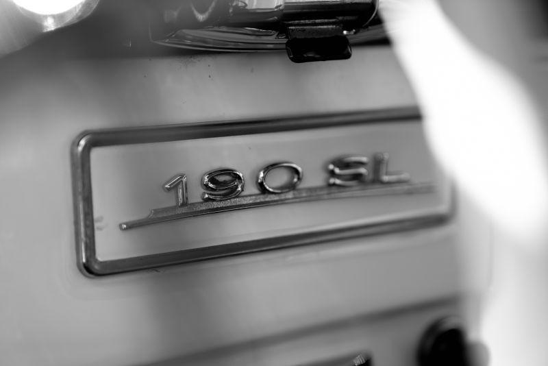1959 Mercedes-Benz 190 SL 82321