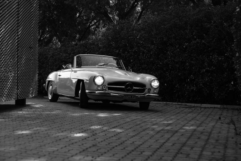 1959 Mercedes-Benz 190 SL 82337