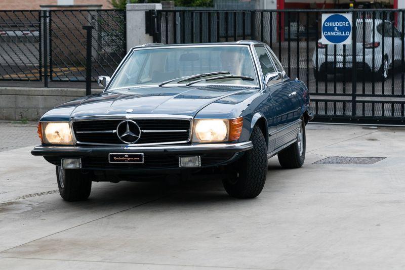 1972 Mercedes-Benz SL 350 78100